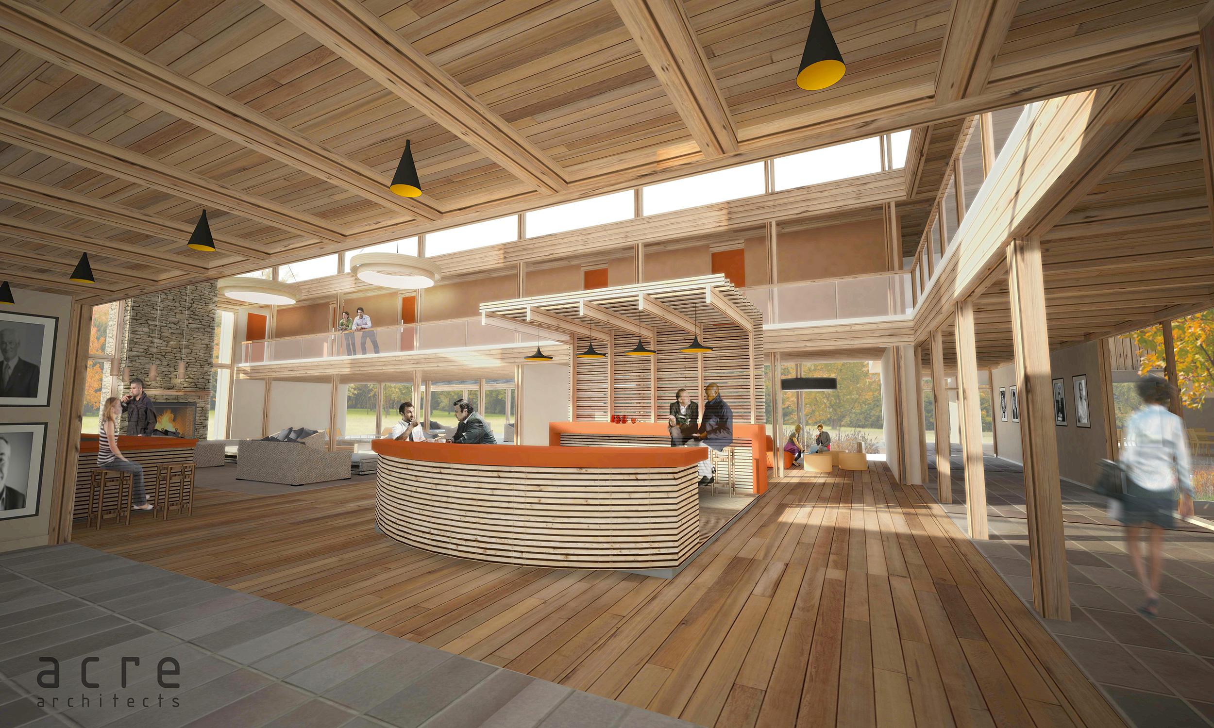 Prix du jeune architecte laur ate de 2015 institut for Jeune architecte
