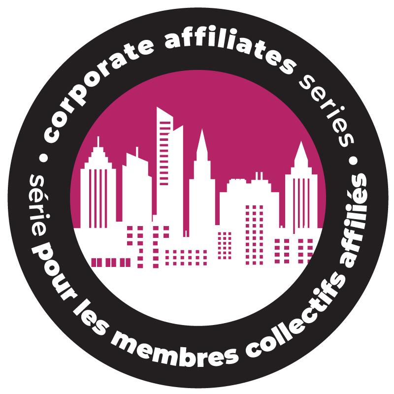 Corporate Affiliate Series Logo