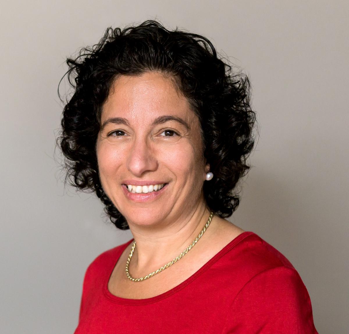 Potrait of Sandra Bekhor
