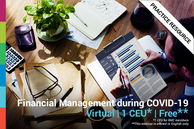 Financial Management during COVID-19 Poster