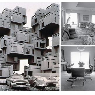 HABITAT '67, MONTREAL, QC.