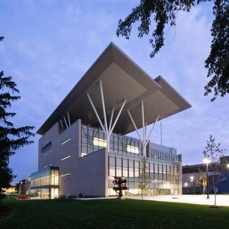 Mohawk College's new Joyce Centre for Partnership & Innovation.