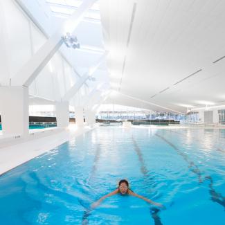 Leisure Side of Pool Hall