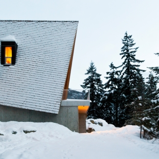 Whistler Cabin / Photo: Scott & Scott Architects
