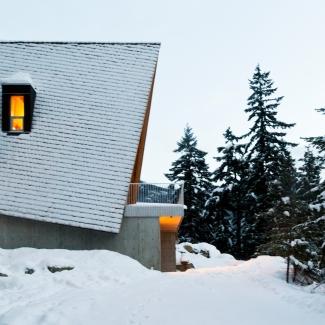 Chalet à Whistler / Photo : Scott & Scott Architects