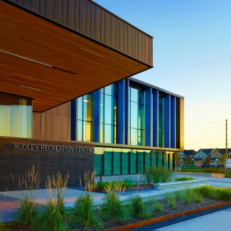 Audley Recreation Centre