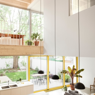 Maison Clark / Photo : Maxime Brouillet