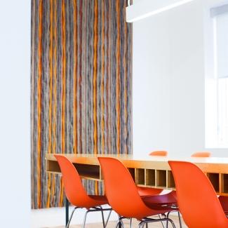 Acheté pour la salle du conseil des bureaux de Gow Hastings Architects, Toronto