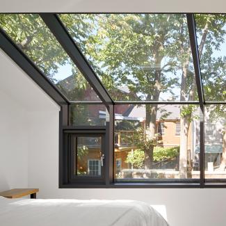 Lippincott, Master Window
