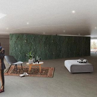 Rendu du penthouse de Dom. Trans.