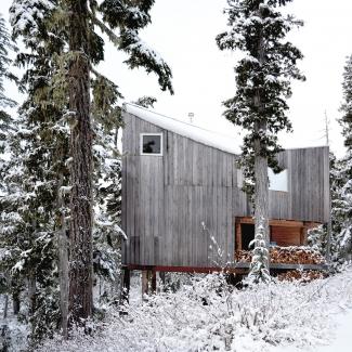 Chalet de montagne / Photo : Scott & Scott Architects