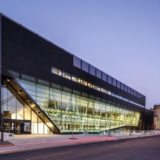 Centre Goldring pour les sports de haute performance de l'Université de Toronto
