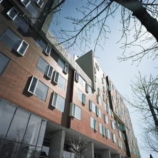 Nouvelle résidence étudiante collégiale, Université de Toronto