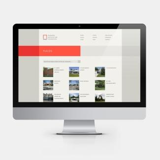 Site Web de la Winnipeg Architecture Foundation