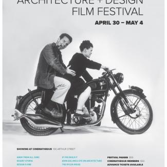 Affiche du festival du film A+DFF
