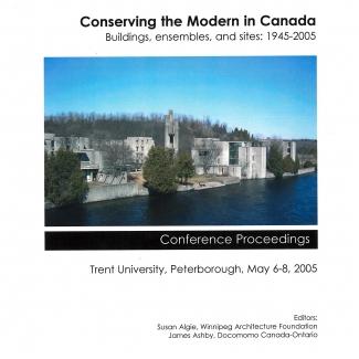 Page couverture des actes d'une conférence