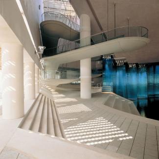 Pavillon du Canada, Expo 92 / Bing Thom Architects