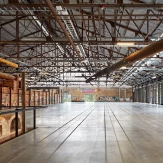 Evergreen Brick Works Buidling
