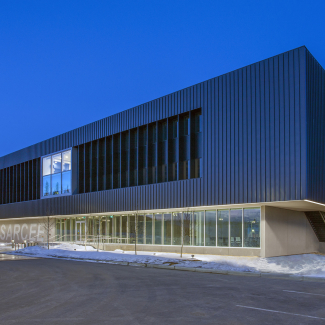 Bâtiment administratif du Sarcee Operational Workplace Centre