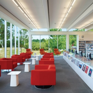 Bibliothèque Port Credit – RBM 1