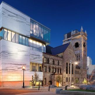 Pavillon d'art québécois et canadien Claire et Marc Bourgie - Musée des beaux-arts de Montréal