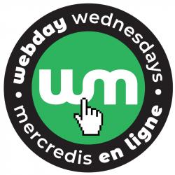 Web Day Wednesdays Series Logo