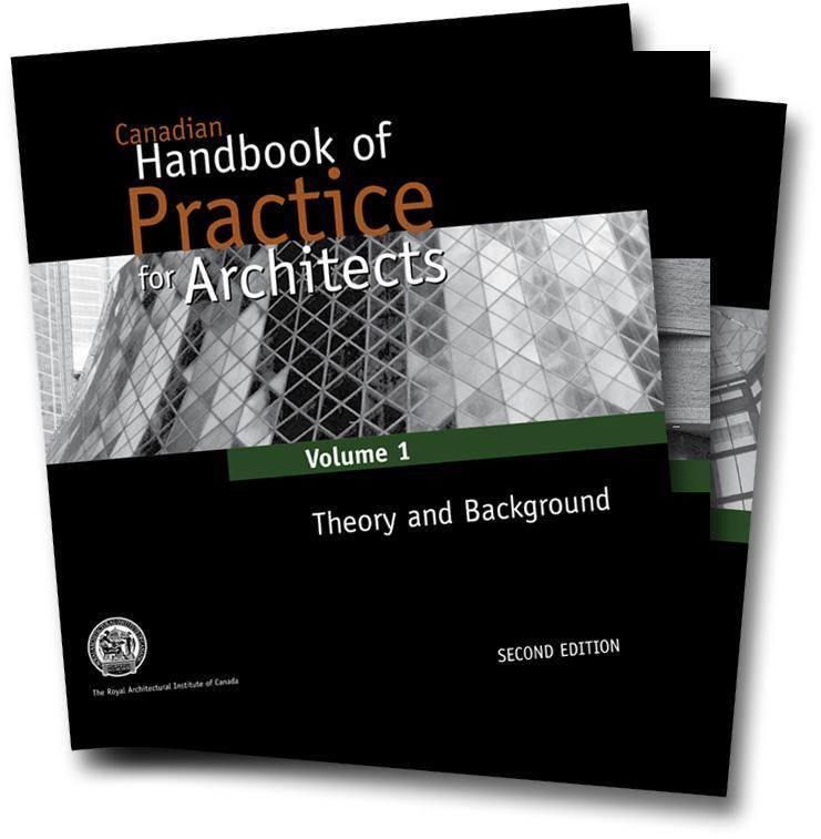Canadian Handbook of Practice - 2nd edition (DIGITAL FORMAT